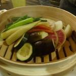 26905607 - 蒸し野菜盛合せ