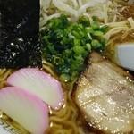 味もり多 - ラーメン大(800円)