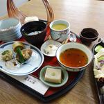 東乃雪 - 料理写真:ランチ・精進天点(2200円)