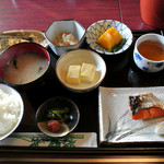 吉野本葛 門 - 料理写真:朝食