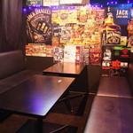 HERDs - テーブル席