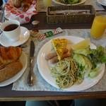 クリンゲルバウム - 料理写真:朝食