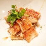 かしわ屋 - 晩御飯は、穴子の照り焼きなど!(^ー^)ノ 上品で味わい深い料理( ̄▽ ̄) いやぁ、美味い!!(^○^)