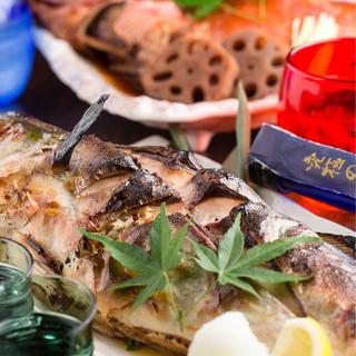 個室居酒屋 東京燻製劇場 - 全国津々浦々の旨い海の幸を様々な調理法で♪