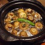 2692875 - マッシュルームのガーリックオイル煮