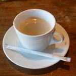 バリラックス ザ ガーデン - フリ-ドリンクのコーヒー
