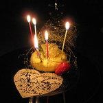 ル・トア・ド・パリ - ルトアドパリの誕生日ケーキ