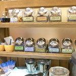 青菜 - ドリンクバーの中国茶がオススメ☆♪
