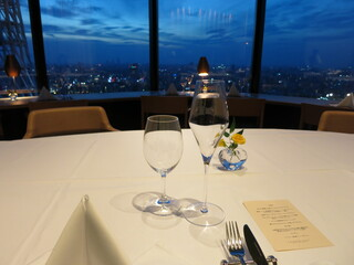 ラ・ソラシド フードリレーションレストラン - 雰囲気がすごく良い