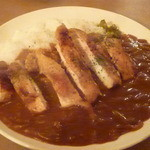 南風 - チキンステーキのカレー2014.5.2