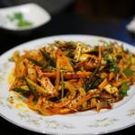 中国家庭料理 楊 - 激辛のサラダ