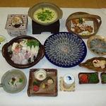 日本料理 日の出 - ふぐ料理