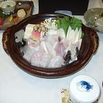 日本料理 日の出 - ふぐ鍋