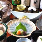 日本料理 日の出 - 会席料理