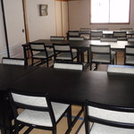 日本料理 日の出 - 宴会場椅子席の場合