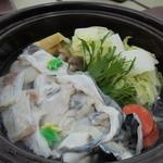 kyouryouriuryuu - 河豚鍋