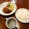 カフェ こやま - 料理写真:ハンバーグセット 980円