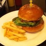 キャッスルロック - チーズバーガー1000円