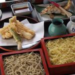総本家更科堀井 - 会席料理(季節により内容は異なります。)
