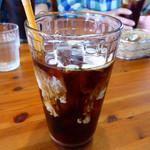 チャヤ ジャルディーノ シロヤマ - アイスコーヒー