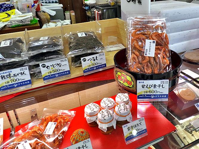 舟楽 石川県観光物産館店