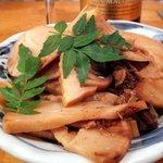 ささの葉 - タケノコ土佐煮