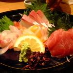 和食 たちばな - お刺身5種盛り:1880円