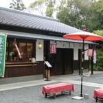 団ぷ鈴 - お茶屋さん風です
