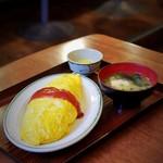 食事処やま - 料理写真:オムライス