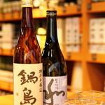 酒の大桝 - 甘口の日本酒を試すならコレ。日本酒の世界が広がる『鍋島』.