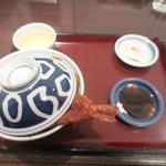 ヨーロッパ軒 総本店 - 三種盛りスペシャルカツ丼 1050円