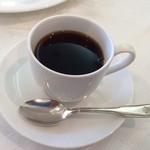 KKR ホテル大阪 - 食後のコーヒー