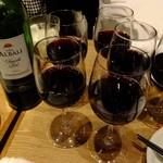 バルビダ - スペイン ヴィニャ アルバリ テンプラニーリョ2012年ボトル:2000円