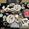 はせを亭 - 料理写真:夕食全景w@'13.10.中旬