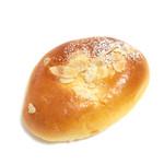 石窯パンの店 ゴッホ - 黄金のクリームパン (157円) '14 3月上旬