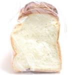 石窯パンの店 ゴッホ - 湯種もちもちトーストの断面 '14 3月上旬