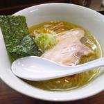 イプサ - 塩ラーメン730円