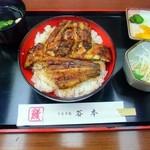 26972803 - 2014/4/21 うな丼上(¥2070)ご飯少な目