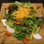 26973100 - いろいろ野菜のミックスサラダ