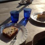 シャーレ水ヶ浜 - パウンドケーキとチーズケーキ