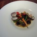 26976074 - お魚さん、カリッと美味しい