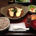 大戸屋 - 手造り豆腐の麻婆定食