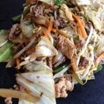 美佳味 - 野菜炒め