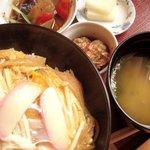 喫茶OZ - 料理写真:日替わりランチ