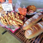 カリーノ - パンも売っています
