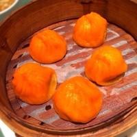 上海豫園-鶏肉小籠包(o^^o)