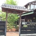カフェ・アダチ - 入口~
