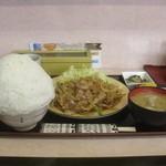 26986020 - 焼肉定食 大盛り(950円+100円)