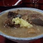 まるまん山羊料理 - やぎ汁¥1200(Tax8%)
