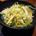 魚ごころ - 野菜サラダ